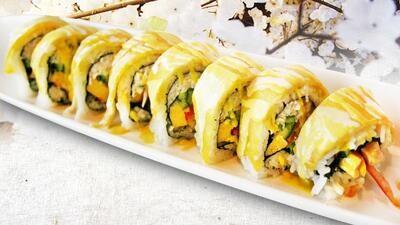 Happy Mango Roll (Half)