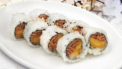 Mango Inari Roll