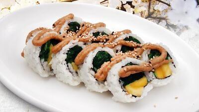 Mango GomaAe Roll