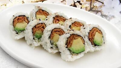 Avocado Inari Roll