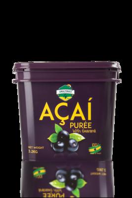 Açaí with guaraná purée (3.2KG)