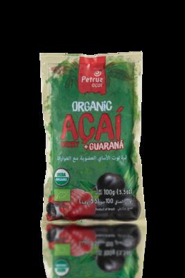 Açaí with Guaraná pulp