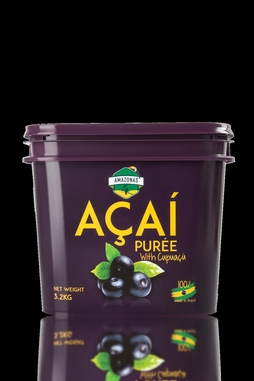 Açaí with cupuaçu purée (3.2KG)