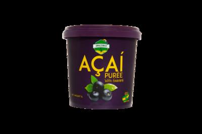 Açaí with guaraná purée (1L)