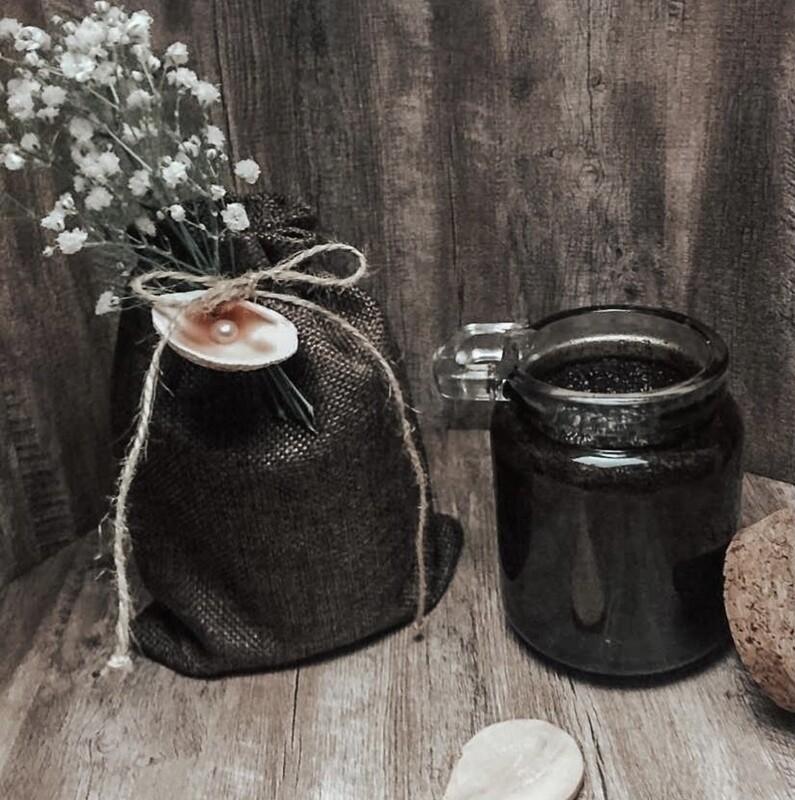 Coffee & Coconut  Body scrub 🥥☕️