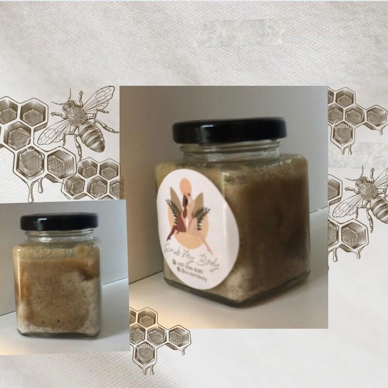 Miel Artesanal 🐝 Sugar Scrub