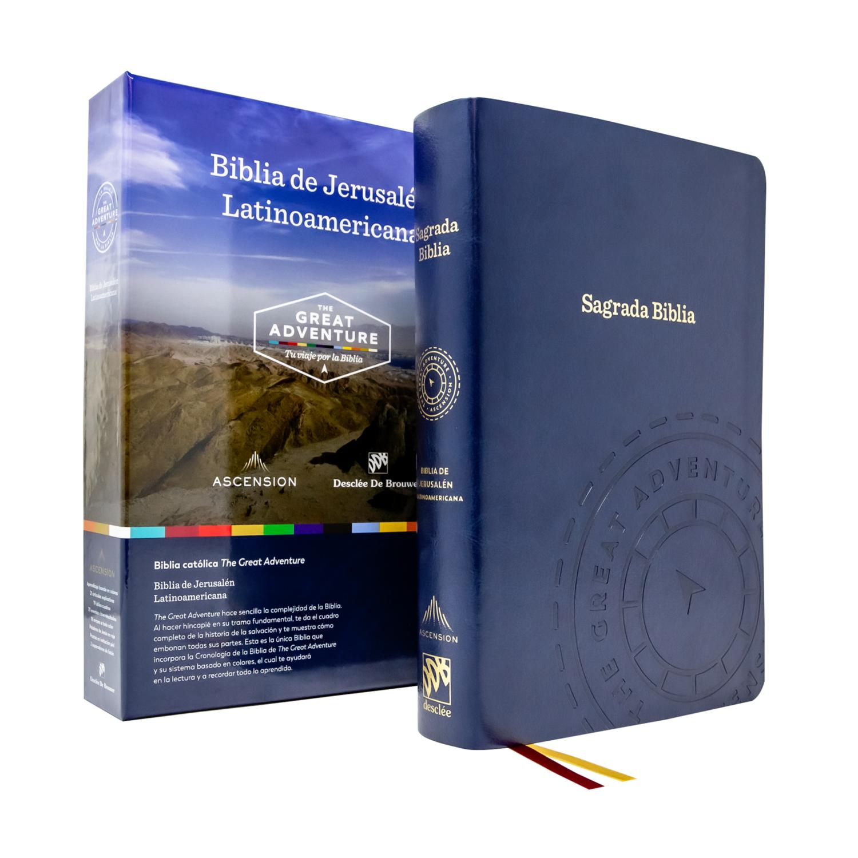 The Great Adventure Catholic Bible (Spanish)  Biblia catolica The Great Adventure Bible