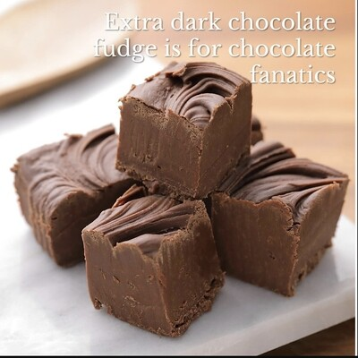 Brigittine Monks Extra Dark Chocolate Fudge Royale 12oz