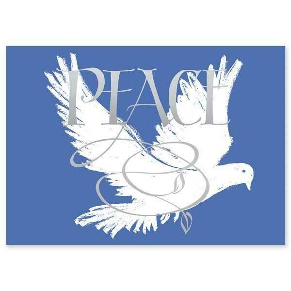 Peace Miracle of Christmas Card WCB4347