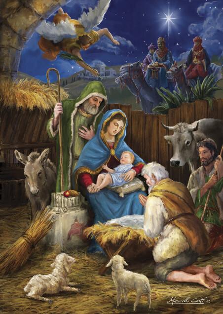 Messiah Advent Calendar BB881