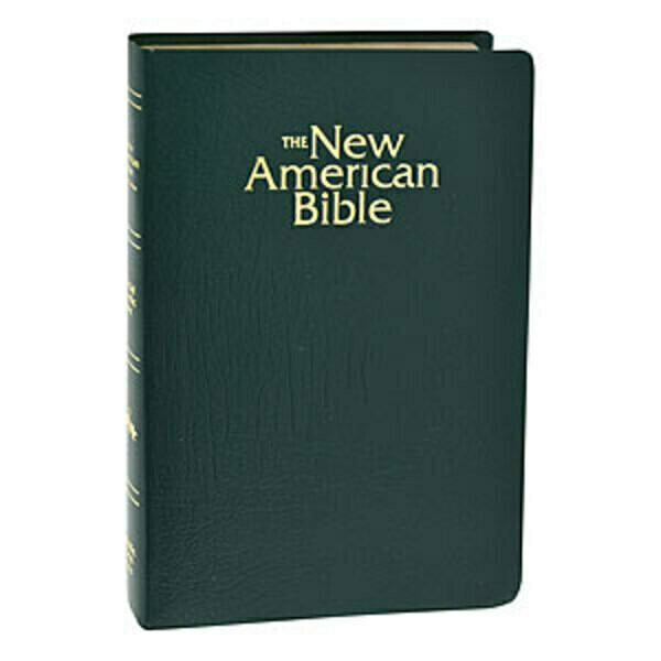 The New American Gift and Award Bible Green W2402GN