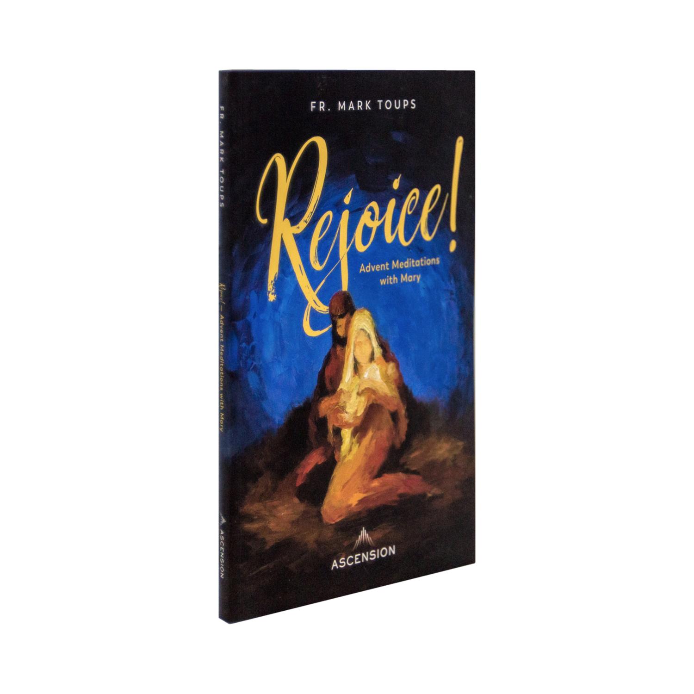Rejoice: Advent Meditation with Mary Companion Journal