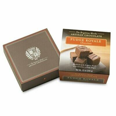Brigittine Monks Chocolate Fudge Royale 12oz