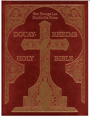 Haydock Douay Rheims Bible