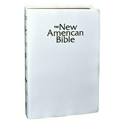 New American Gift and Award Bible White W2402W