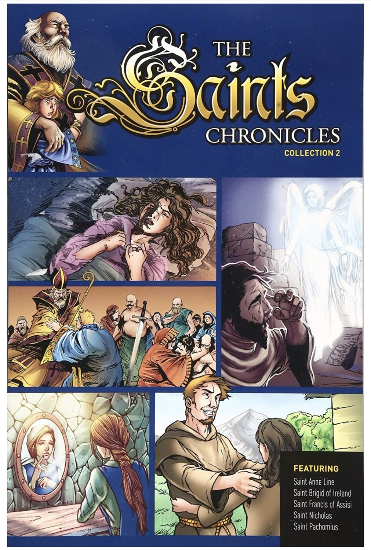 Saints Chronicles Collecion 2