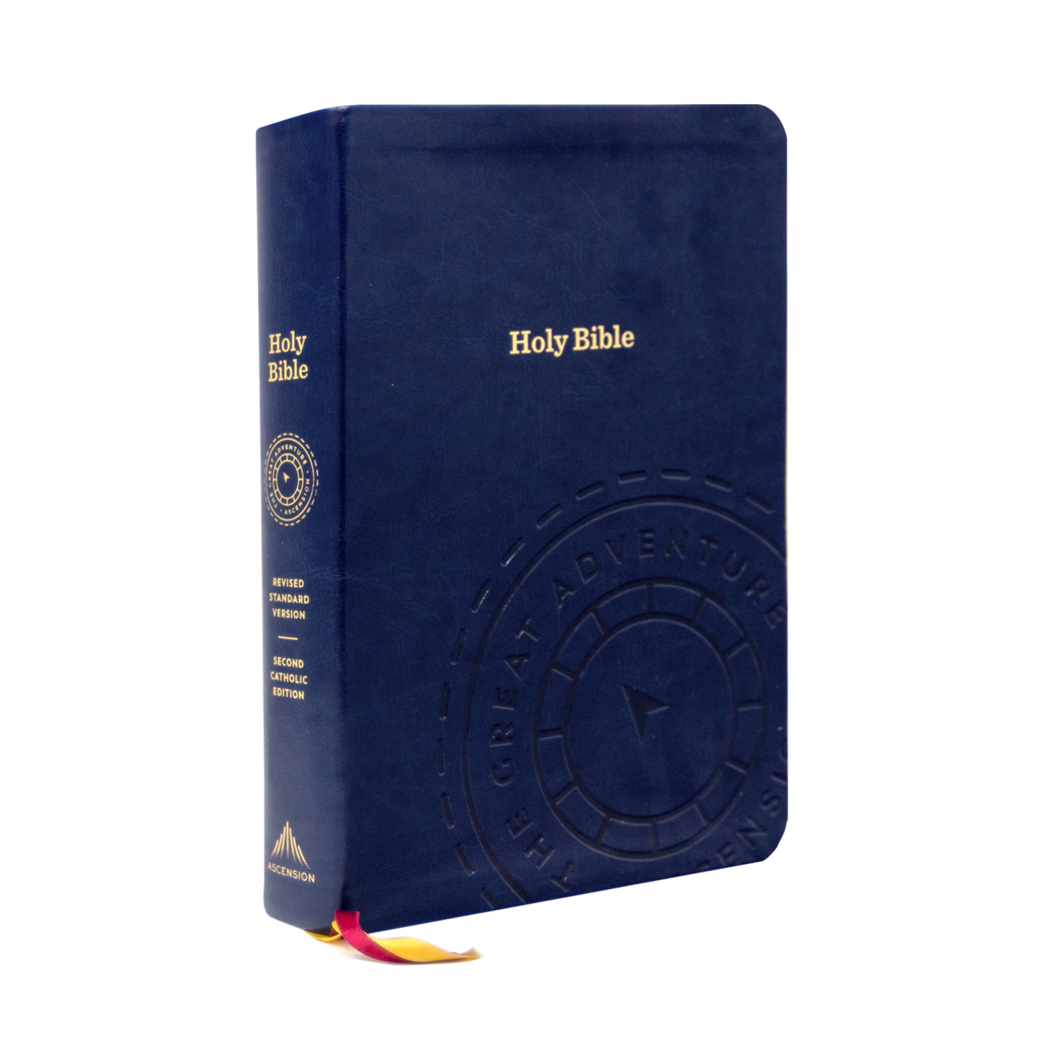 The Great Adventure Catholic Bible by Jeff Cavens, Mary Healy, Andrew Swafford, and Peter Williamson