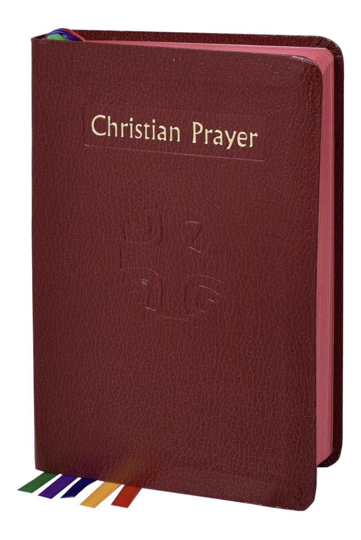 Christian Prayer Large Type Edition