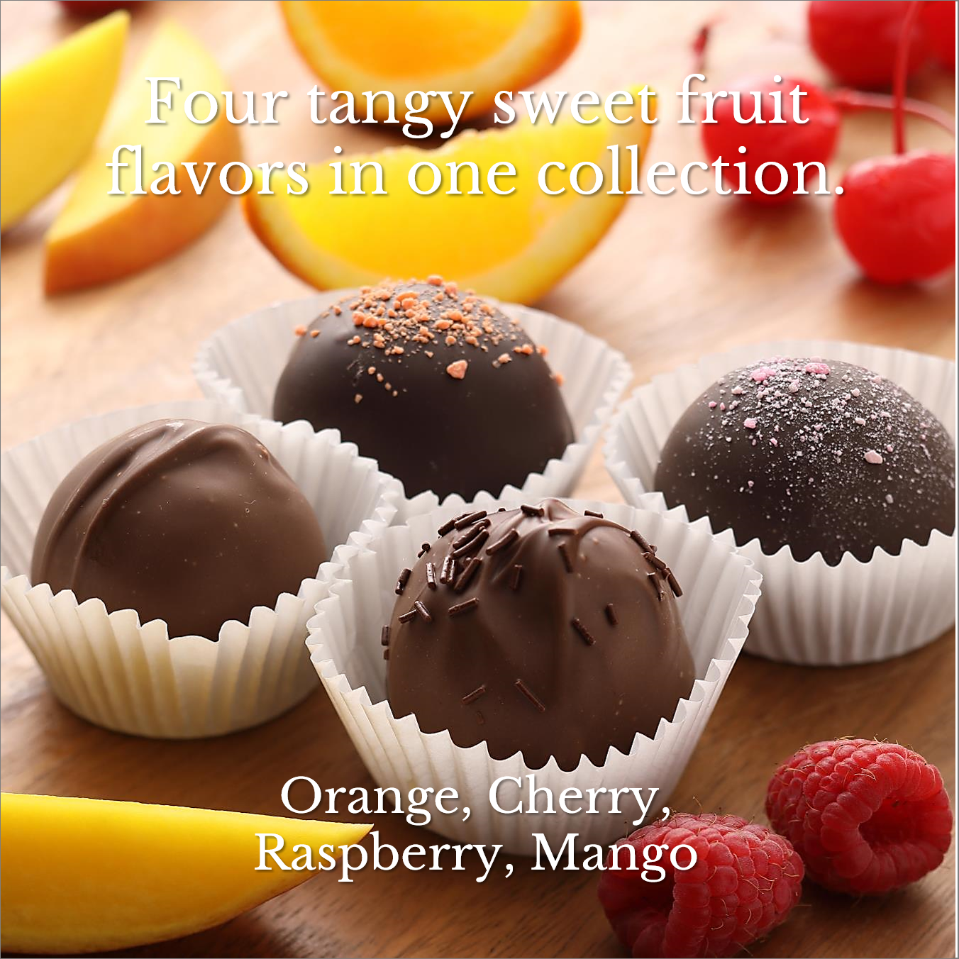 Brigittine Monks Fruit Collection Truffles 4