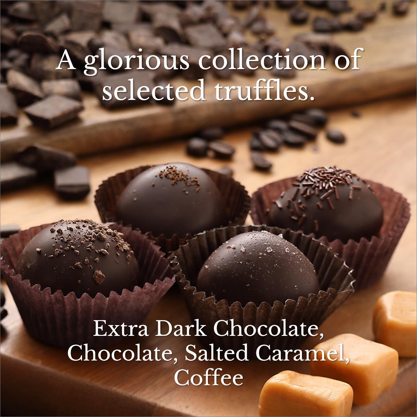 Brigittine Monks Assorted Chocolate Truffles 4