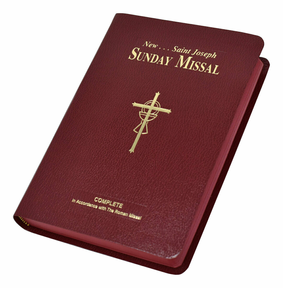 St Joseph Sunday Missal LP 822/10