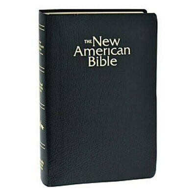 The New American Gift and Award Bible Black W2402B