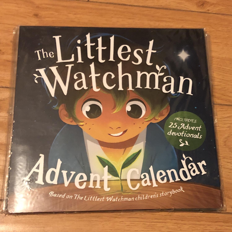 The Littlest Watchman Advent Calendar