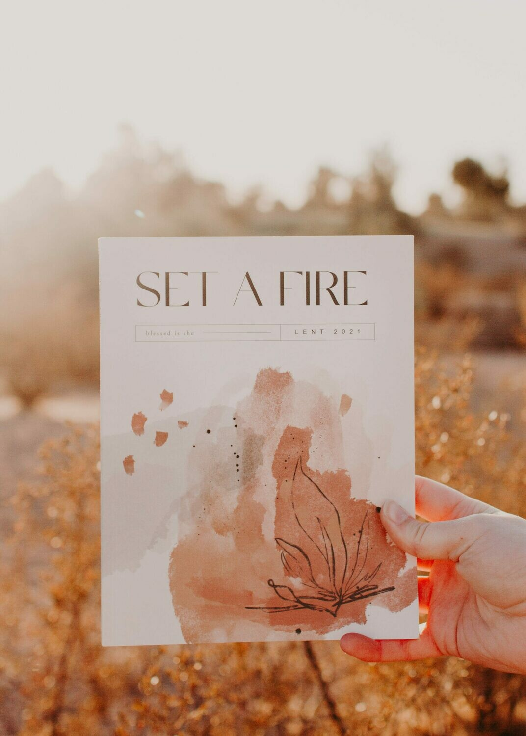SET A FIRE THE CATHOLIC LENT DEVOTIONAL FOR WOMEN