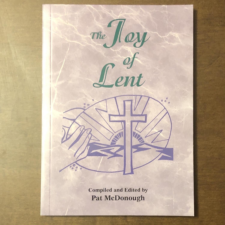 The Joy of Lent by Pat McDonough
