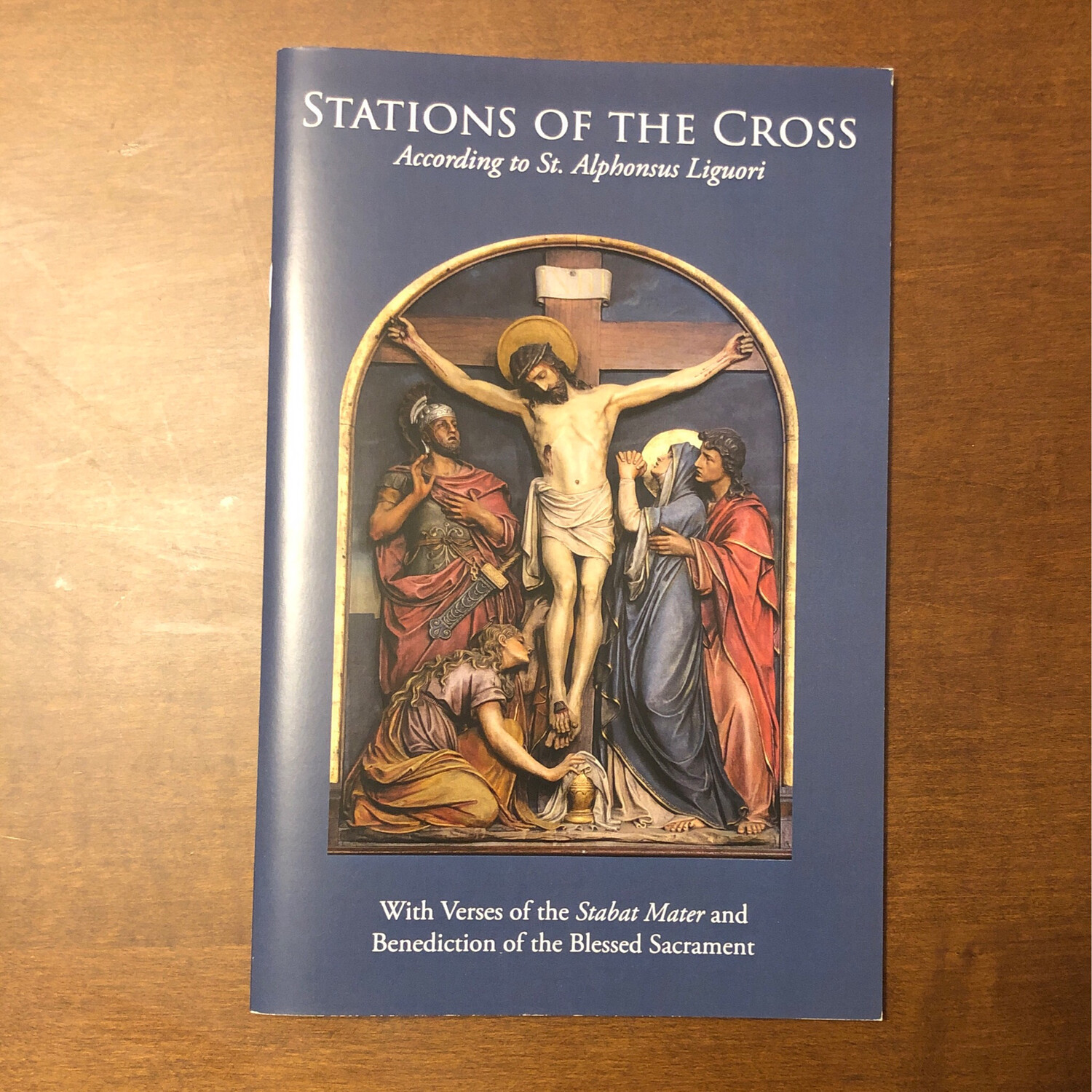 Stations of the Cross by Liguori Arch. Portland