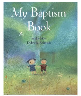 My Baptism Book