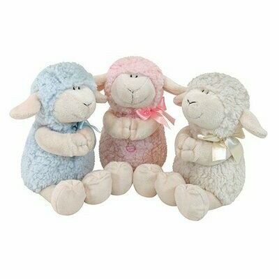 Praying Lamb - Musical Plush Lamb