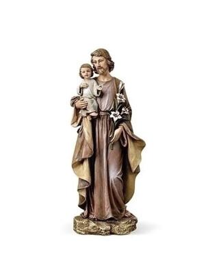 """10"""" St Joseph Figurine 11354"""
