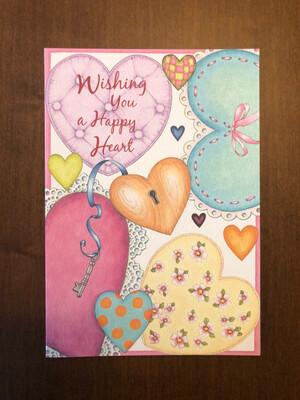 Wishing You a Happy Heart