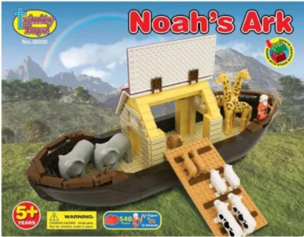 Building Blocks: Noah's Ark