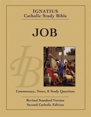 Ignatius Catholic Study Bible: Job
