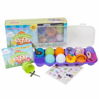 Resurrection Eggs Set
