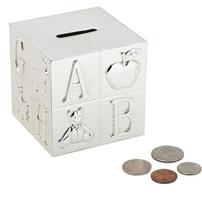"""3""""H SILVER ABCD BANK"""