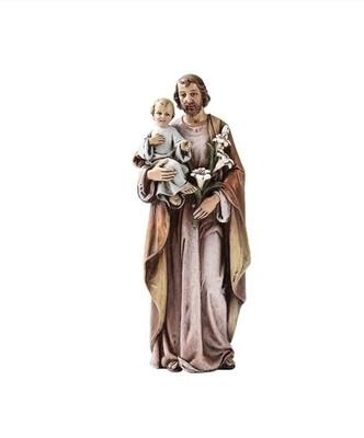 St Joseph with Child Jesus 6.25' 60690