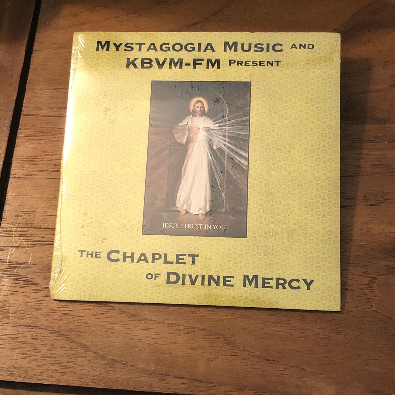 The Chaplet of Divine Mercy Prayers