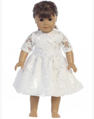 Doll Dress - Lace SP156