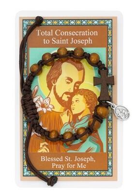 St Joseph Consecration Bracelet