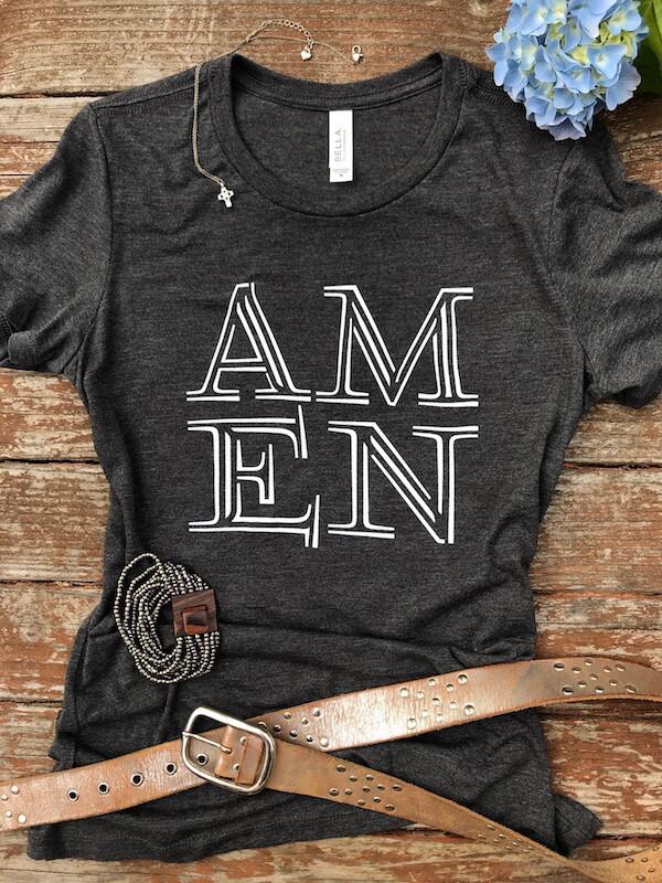 Amen T Shirt