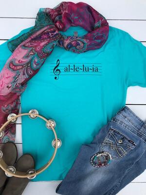 Al-Le-lu-ia T Shirt