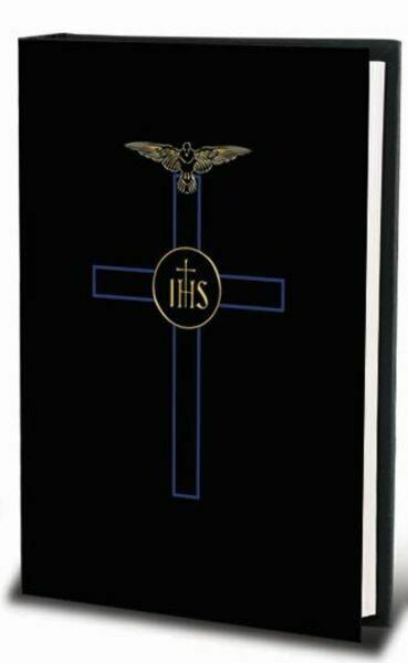 Blessed Trinity Missal Black 2611