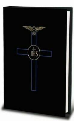 Blessed Trinity Missal Black 2611