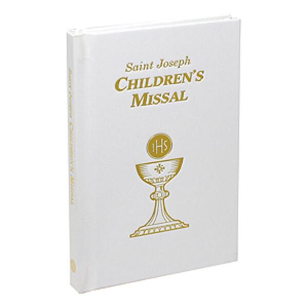 Childrens Missal White 806/67W