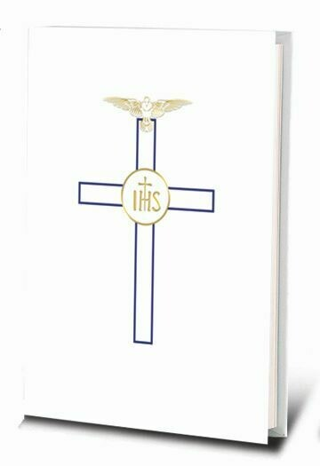 Blessed Trinity Missal White 2610