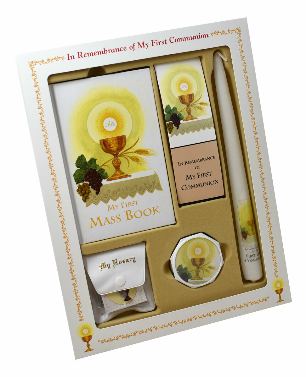 My First Communion Deluxe Set 808/58G