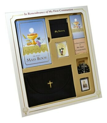 First Mass Book Communion Premier Set 808/60B